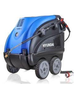 Hyundai 2600psi Hot Pressure Washer, 140 °C, 6.3kW | HY210HPW-3