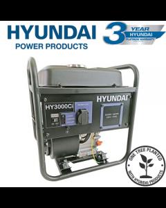 Generator- Hyundai HY3000CI Converter Generator