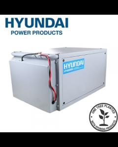 Hyundai HY8000RVi Motorhome RV Petrol Inverter Generator