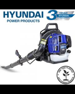 Hyundai HYB5200 52cc 2-Stroke Backpack Petrol Leaf Blower