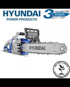 "Hyundai 1600W 230V 14"" Corded Electric Chainsaw - HYC1600E"