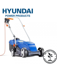 Hyundai HYM3200E Corded Electric 1000W / 240V Rotary Lawnmower