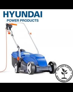 Hyundai HYM3200E Corded Electric 1000W / 240V 32cm Rotary Lawn Mower