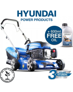 Hyundai HYM430SP Self Propelled 139cc Petrol Lawn Mower-3 Year Warranty