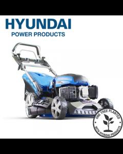 Hyundai HYM460SPE Self Propelled Electric Push Button Start 4-Stroke 139cc Petrol Lawn Mower
