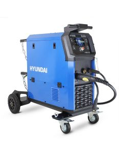 Hyundai HYMIG-350GDL MIG DC Inverter Welder, 400V Three Phase, Pro Series