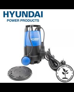 Hyundai HYSP400CD 400W Electric Submersible Clean / Dirty & Low Depth Water Pump