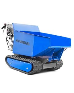 Hyundai HYTD500 196cc Petrol 500kg Payload Tracked Mini Dumper / Power Barrow / Transporter