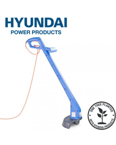 Hyundai HYTR250E 250W 25cm Electric Grass Trimmer