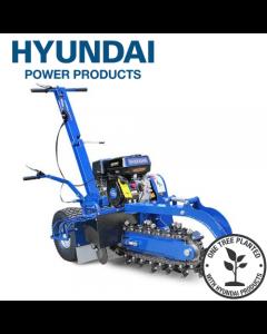Hyundai HYTR70 210cc/7hp Petrol Trencher