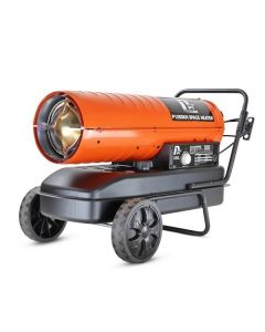 P1PE P125DKH Kerosene/Diesel Space Heater 125,000 BTU/hr (37kW) Heater