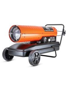 P1PE P215DKH Diesel/Kerosene Space Heater 215,000BTU/hr (51.3kW) Heater
