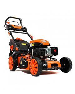 P1PE P5100SPE 173cc Petrol Self Propelled, Electric Start Rotary Lawn Mower- 2 Year Warranty