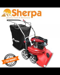Sherpa Petrol Wheeled Leaf Vacuum 58cm / 159cc (without hose kit) WITH 2 YEAR WARRANTY