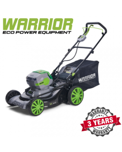 WARRIOR - 60v Warrior Lawn Mower (self propelling) (Tool Only) - WEP82423M