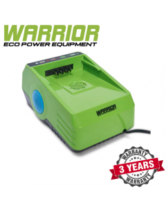 WARRIOR - 60v Warrior Rapid Charger ONLY for 2.5Ah Battery- WEP8362C