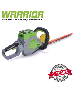 WARRIOR - 60v Warrior Hedge Trimmer with Battery and Charger - WEP8061HT-BC