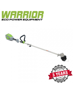 WARRIOR - 60v Warrior String Trimmer with Battery and Charger - WEP8001ST-BC